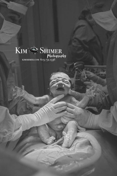 NH birth photographer Fresh48 newborn photography